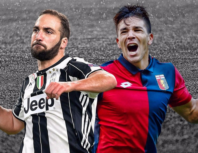Highlights Juventus - Genoa 4-0