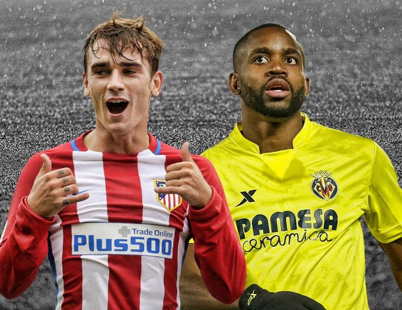 Higlights Atlético - Villarreal 0-1